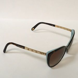 42553f9e09f4 Accessories - Tiffany   Co. Atlas Cat Eye Sunglasses